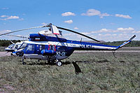 Helicopter-DataBase Photo ID:16862 PZL Kania State Police Aviation PL-51XP cn:900301