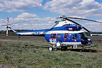 Helicopter-DataBase Photo ID:16861 PZL Kania State Police Aviation PL-52XP cn:900302