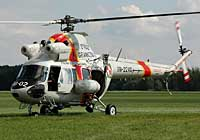 Helicopter-DataBase Photo ID:2233 PZL Kania Border Guard Aviation SN-22XG cn:900304