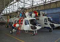 Helicopter-DataBase Photo ID:2639 PZL Kania Border Guard Aviation SN-22XG cn:900304
