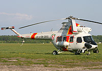 Helicopter-DataBase Photo ID:3768 PZL Kania Border Guard Aviation SN-26XG cn:900404