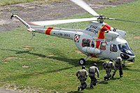Helicopter-DataBase Photo ID:7186 PZL Kania Border Guard Aviation SN-26XG cn:900404