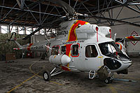 Helicopter-DataBase Photo ID:7189 PZL Kania Border Guard Aviation SN-26XG cn:900404