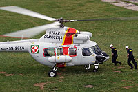 Helicopter-DataBase Photo ID:7188 PZL Kania Border Guard Aviation SN-26XG cn:900404