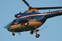 Helicopter-DataBase Photo ID:2235 PZL Kania State Police Aviation SN-51XP cn:900301