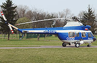 Helicopter-DataBase Photo ID:5559 PZL Kania State Police Aviation SN-51XP cn:900301