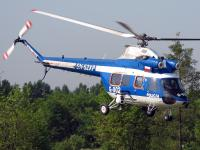 Helicopter-DataBase Photo ID:2238 PZL Kania State Police Aviation PL-52XP cn:900302