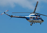 Helicopter-DataBase Photo ID:2239 PZL Kania State Police Aviation PL-52XP cn:900302