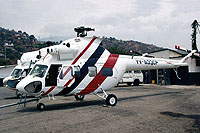 Helicopter-DataBase Photo ID:1203 PZL Kania Comercializadora Aeropolka YV-633CP cn:900203