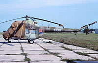 Helicopter-DataBase Photo ID:3730 PZL Mi-2Ch 2nd Mixed Transport Regiment 9426 cn:519426105