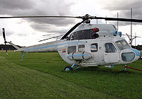 Helicopter-DataBase Photo ID:4161 PZL Mi-2 Aviation Museum  cn:543725084