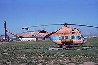 Helicopter-DataBase Photo ID:11986 PZL Mi-2 Azerbaijan Airlines 4K-20930 cn:548612034