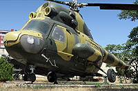 Helicopter-DataBase Photo ID:15133 PZL Mi-2 Azerbaijan Military History Museum 127 white cn:544502115