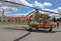 Helicopter-DataBase Photo ID:14594 PZL Mi-2 Algerian Air Force ST-19 cn:5110804128