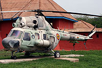 Helicopter-DataBase Photo ID:13291 PZL Mi-2B Kumasi Fort and Military Museum  cn:536824090