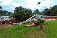 Helicopter-DataBase Photo ID:13292 PZL Mi-2B Kumasi Fort and Military Museum  cn:536824090