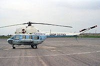 Helicopter-DataBase Photo ID:11991 PZL Mi-2 Turkmenistan Airlines CCCP-20793 cn:537905102