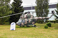 Helicopter-DataBase Photo ID:12313 PZL Mi-2 ARZ No 121 Kubinka 05 red
