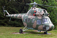 Helicopter-DataBase Photo ID:12311 PZL Mi-2 ARZ No 121 Kubinka 05 red