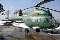 "Helicopter-DataBase Photo ID:2434 PZL Mi-2 Museum ""Stalin Line"" 06 red cn:545635058"
