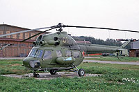Helicopter-DataBase Photo ID:12303 PZL Mi-2 DOSAAF 08 yellow cn:5411035109