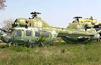 Helicopter-DataBase Photo ID:2437 PZL Mi-2 TSOU/Ukraine AF 09 yellow cn:546319099