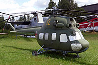 Helicopter-DataBase Photo ID:13930 Mil V-2V Museum Monino 12 yellow cn:510309037