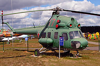 Helicopter-DataBase Photo ID:1814 PZL Mi-2 Central Aeroclub DOSAAF RB - Museum of Aviation Technics 17 red cn:547424111