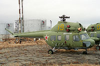 Helicopter-DataBase Photo ID:9977 PZL Mi-2 DOSAAF 19 yellow cn:545129037