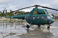 Helicopter-DataBase Photo ID:12481 PZL Mi-2 Park Patriot 20 yellow cn:548705054