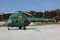 Helicopter-DataBase Photo ID:15284 PZL Mi-2 Park Patriot 20 yellow cn:548705054