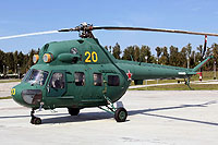 Helicopter-DataBase Photo ID:15285 PZL Mi-2 Park Patriot 20 yellow cn:548705054