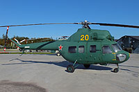 Helicopter-DataBase Photo ID:16403 PZL Mi-2 Park Patriot 20 yellow cn:548705054