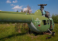Helicopter-DataBase Photo ID:5922 PZL Mi-2 DOSAAF 21 yellow cn:547112041