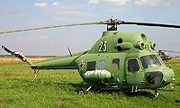 Helicopter-DataBase Photo ID:545 PZL Mi-2 Russian Air Force 23 white cn:5410923059
