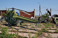 Helicopter-DataBase Photo ID:12807 PZL Mi-2 Russian Air Force 23 white cn:5410923059