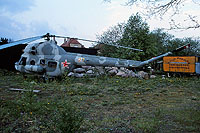 Helicopter-DataBase Photo ID:17640 PZL Mi-2 Privat Hohen-Neuendorf 27 red cn:511134079