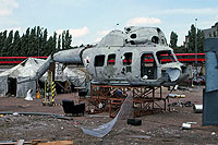 Helicopter-DataBase Photo ID:17651 PZL Mi-2 unknown 34 red cn:511618090