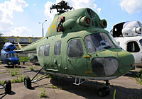 Helicopter-DataBase Photo ID:3130 PZL Mi-2 MARZ DOSAAF 44 yellow cn:549549016