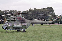 Helicopter-DataBase Photo ID:12304 PZL Mi-2 Soviet Air Force 506 red cn:546707060