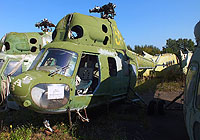 Helicopter-DataBase Photo ID:16429 PZL Mi-2 MARZ DOSAAF 52 yellow cn:547146061