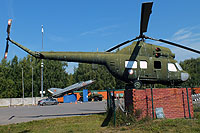Helicopter-DataBase Photo ID:16436 PZL Mi-2 DOSAAF Sports and Training Center
