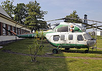 Helicopter-DataBase Photo ID:4269 PZL Mi-2 Flugwelt Altenburg-Nobitz e.V.  cn:563150103