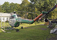 Helicopter-DataBase Photo ID:4271 PZL Mi-2 Flugwelt Altenburg-Nobitz e.V.  cn:563150103