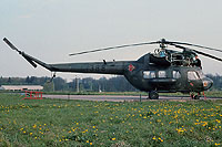 Helicopter-DataBase Photo ID:7887 PZL Mi-2RM (export) Command and Recce Helicopter Squadron 5 388 cn:552701122
