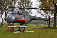 Helicopter-DataBase Photo ID:13994 PZL Mi-2 Van Horne Hoeve  cn:562819043