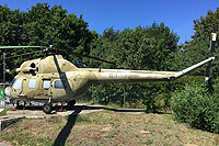 Helicopter-DataBase Photo ID:16202 PZL Mi-2 Luftfahrttechnischer Museumsverein Rothenburg e.V. 94+60 cn:562633112