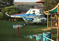 Helicopter-DataBase Photo ID:2544 PZL Mi-2 Kinderspielpark  cn:552701122