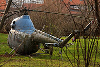 Helicopter-DataBase Photo ID:8918 PZL Mi-2 private Abbenrode  cn:515441018