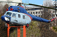 Helicopter-DataBase Photo ID:13827 PZL Mi-2 unknown  cn:523437034